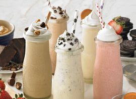 Cold Drink - Sahlep Shakes (Small)